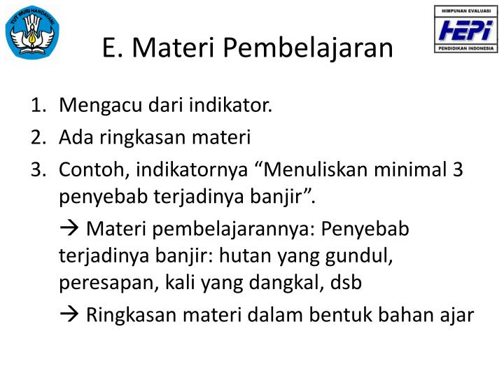 Ppt Penyusunan Rencana Pelaksanaan Pembelajaran Powerpoint Presentation Id 2970704