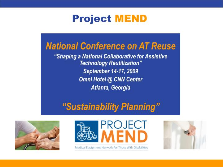 Project mend