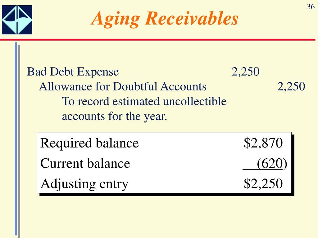 PPT - The Revenue/ Receivable/Cash Cycle PowerPoint