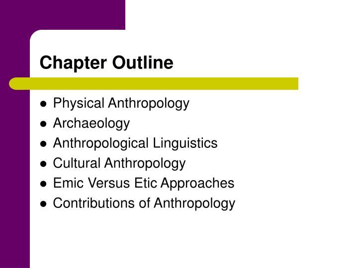 emic anthropology