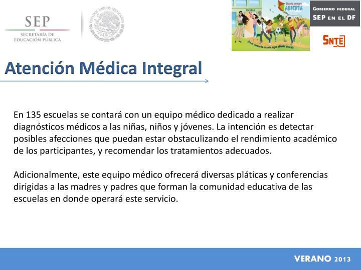 Atención Médica Integral