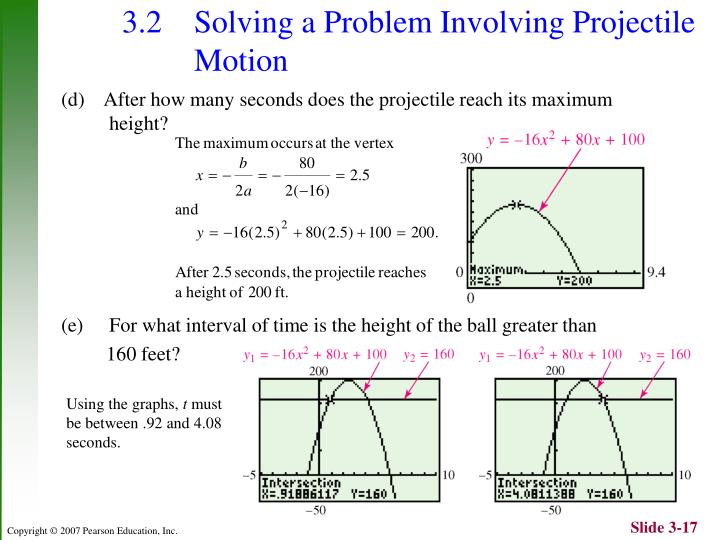 ppt chapter 3 polynomial functions powerpoint presentation id