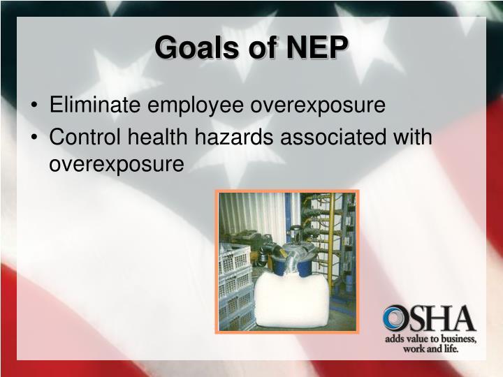 Goals of NEP