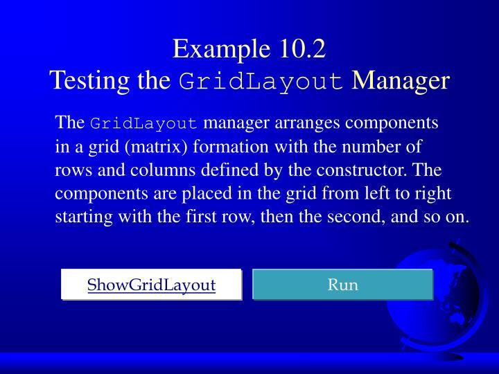 Example 10.2