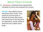 merton theory of anomie2