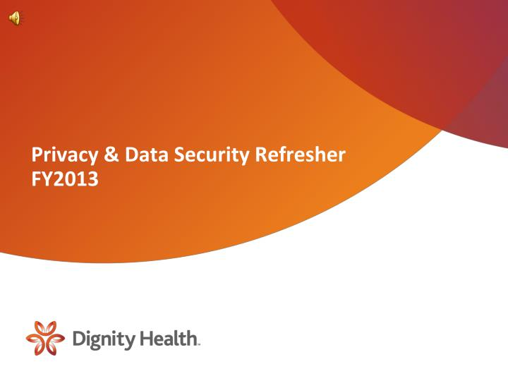 privacy data security refresher fy2013 n.