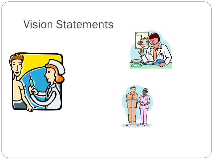 Vision Statements