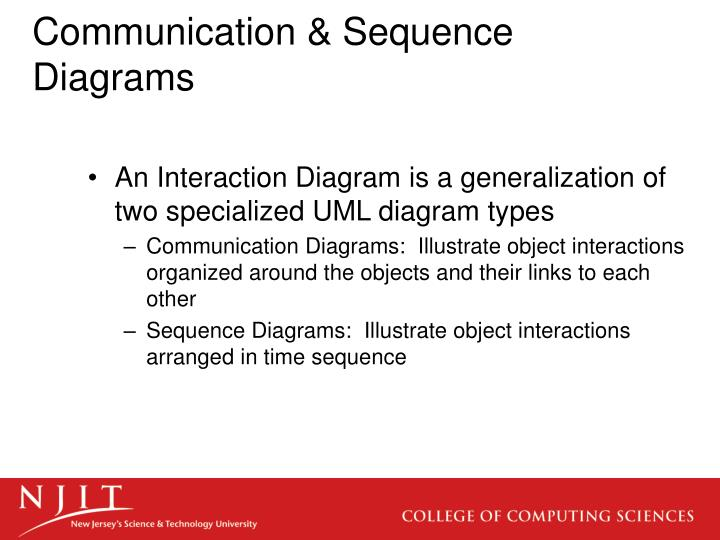Ppt interaction diagram notation powerpoint presentation id2973258 communication sequence diagrams ccuart Gallery