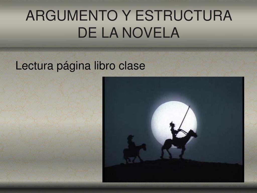 Ppt La Novela Del Siglo Xvi Ii Powerpoint Presentation