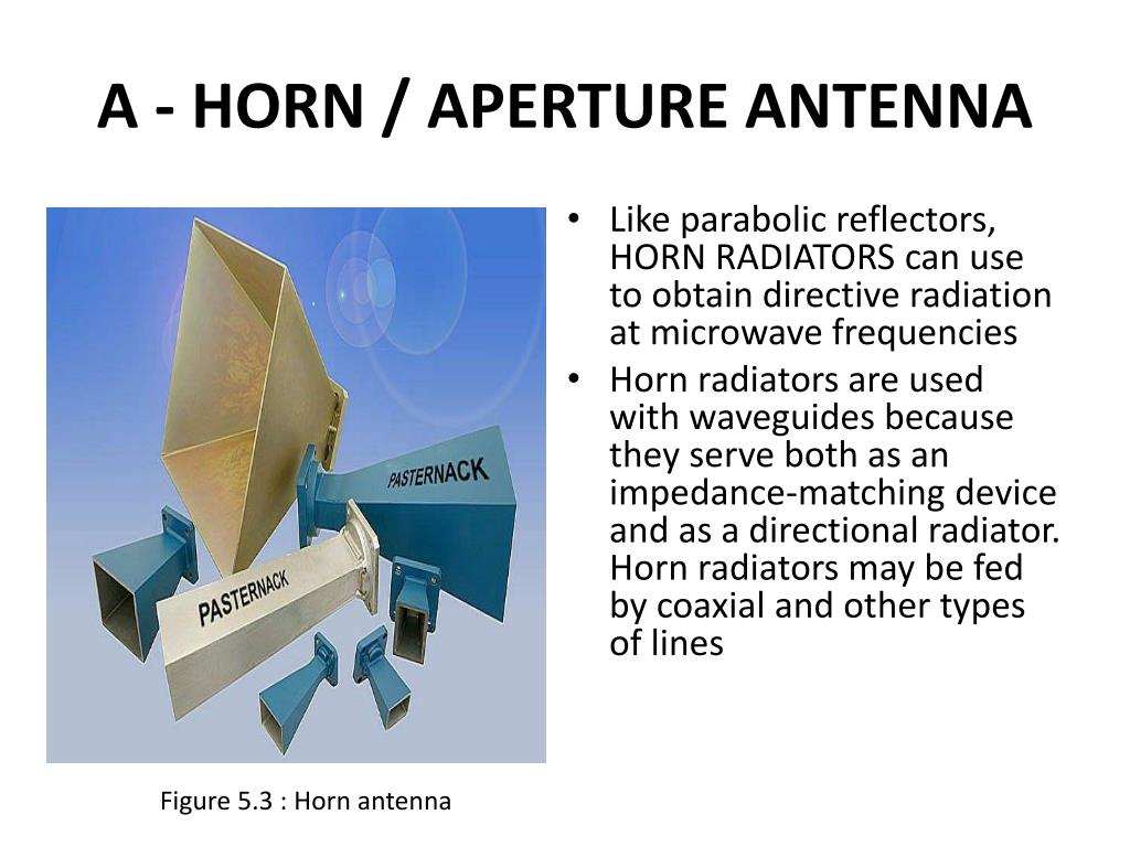PPT - CHAPTER 5 MICROWAVE ANTENNA PowerPoint Presentation
