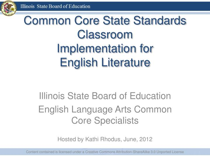 are common core state standards a help or a hindrance in fostering creativity Common core state standards faqs home  and fostering the formation of christian discipleship through the sacraments and the catholic liturgical traditionthe orientation of a life centered on jesus christ is the filter of the quality of a catholic school  or rejected state standards when creating and implementing diocesan guidelines.