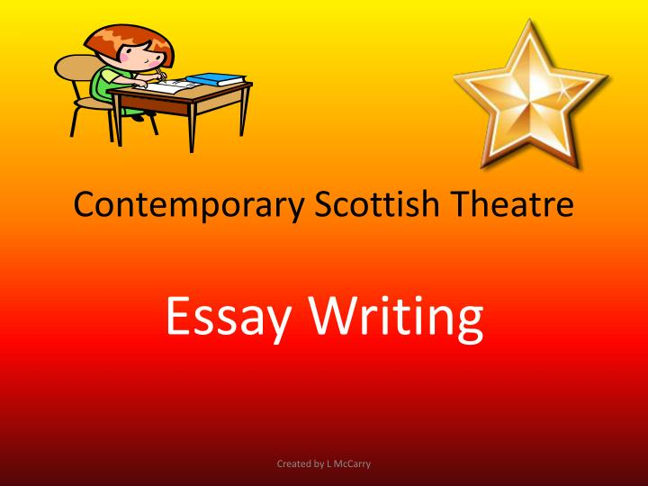 contemporary essay writing Free essay: contemporary art: dealing with post-modernity − art worlds consist of all the people the history of art has been around before written language in the ancient time, people drew images.