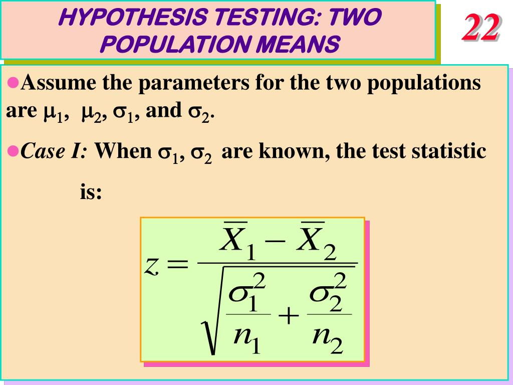 PPT - Tests of Hypotheses: Large Samples PowerPoint Presentation