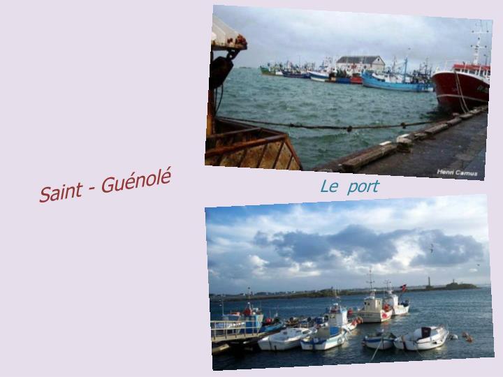 Saint - Guénolé