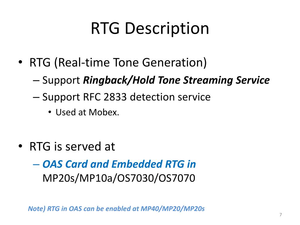PPT - Introduction to RTG and HVP PowerPoint Presentation