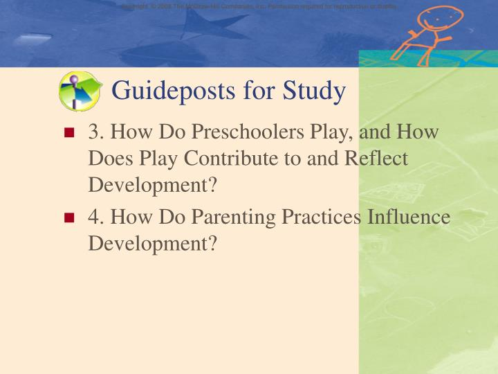 Guideposts for study1
