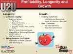 profitability longevity and growth4