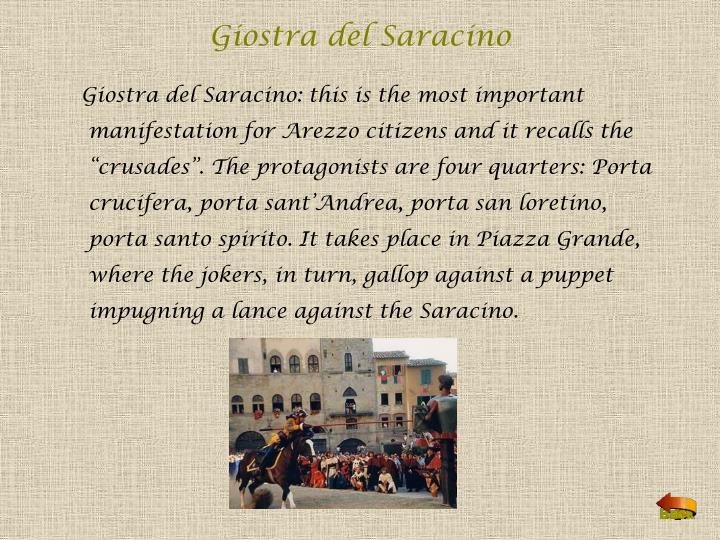 Giostra del Saracino