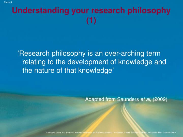 philosophy of research methodology Philosophy of science and methodology social and political philosophy research projects center for ethics & policy center for formal epistemology.