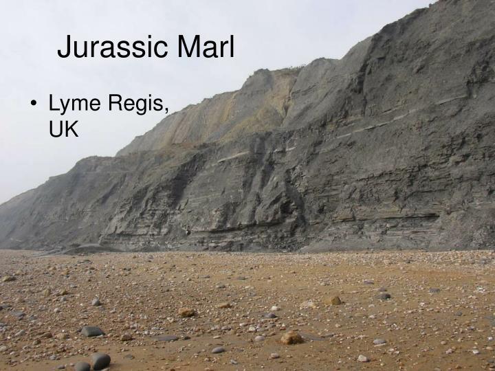 Jurassic Marl