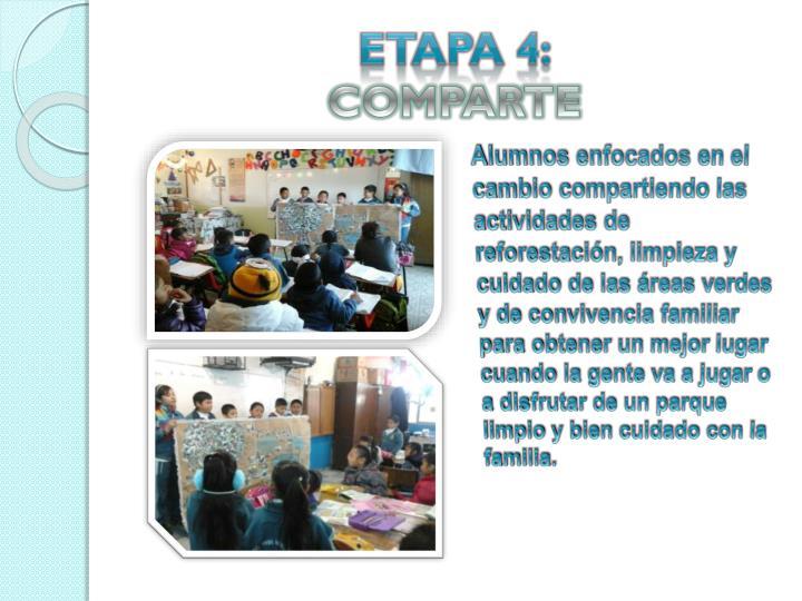 ETAPA 4: