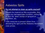 asbestos spills1