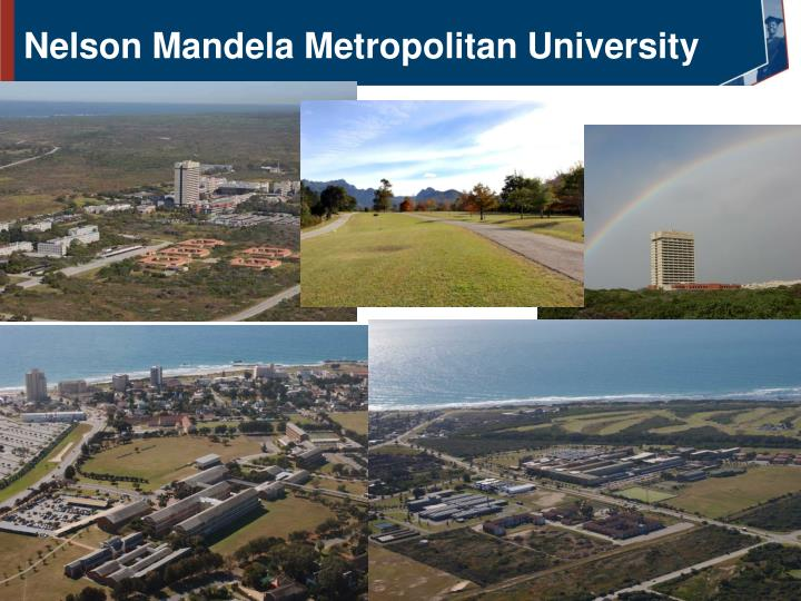 Ppt student support through extended programmes at south - Nelson mandela university port elizabeth ...