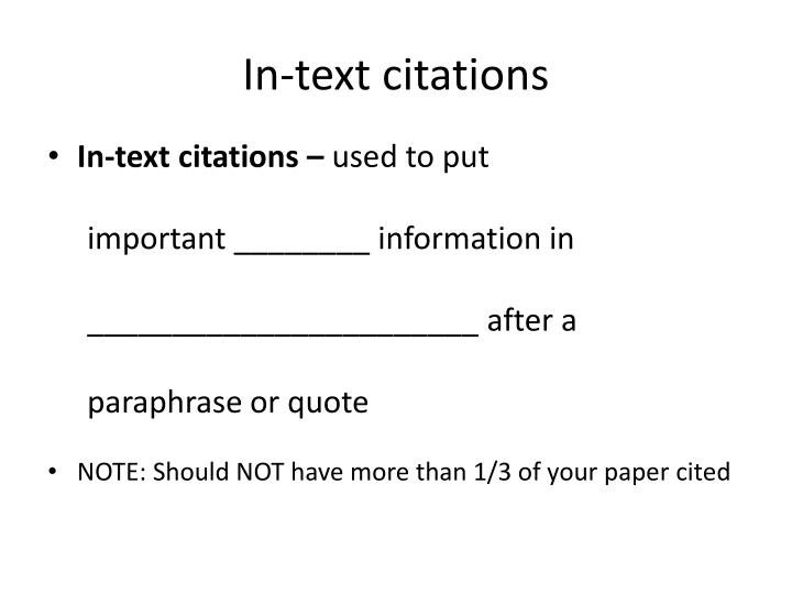 in text citations n.