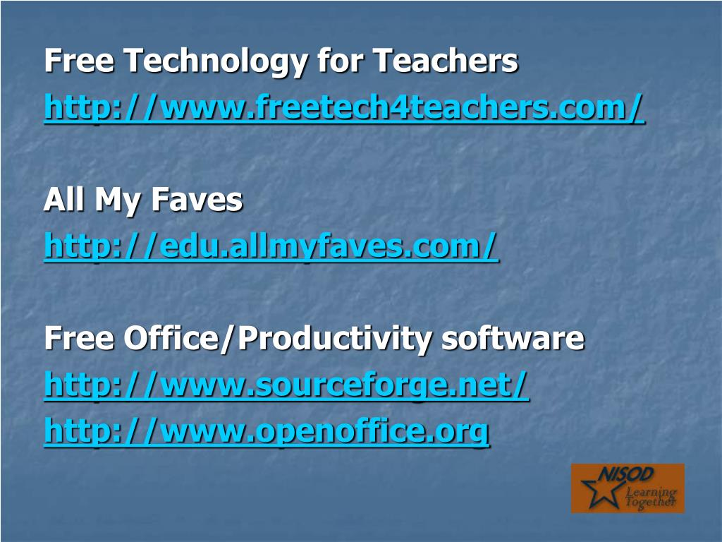 PPT - Active Learning Technology Tools! PowerPoint