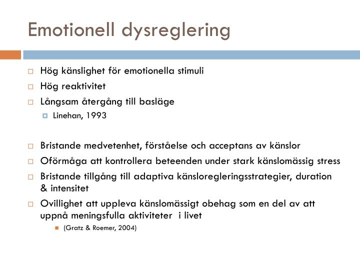 Emotionell