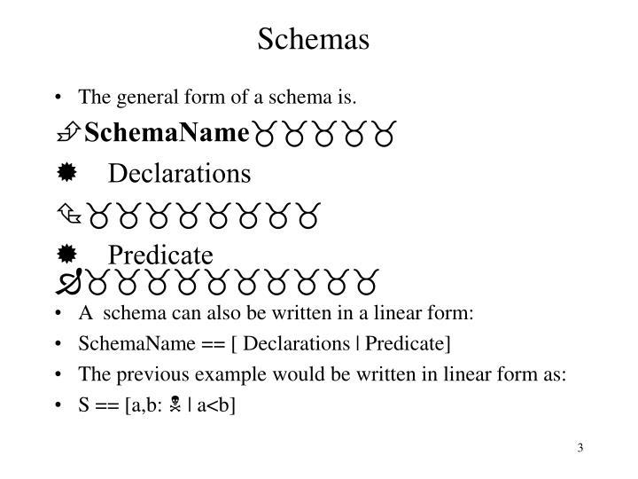 Schemas1