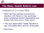 the mass health reform law3