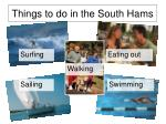 things to do in the south hams