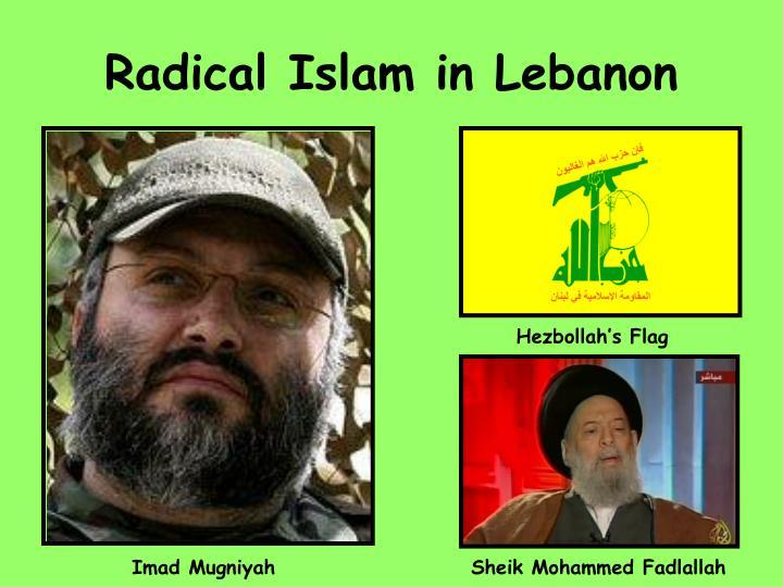 Radical Islam in Lebanon