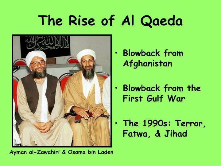 The Rise of Al Qaeda