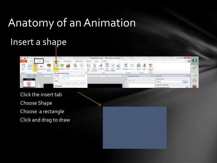 Anatomy of an Animation
