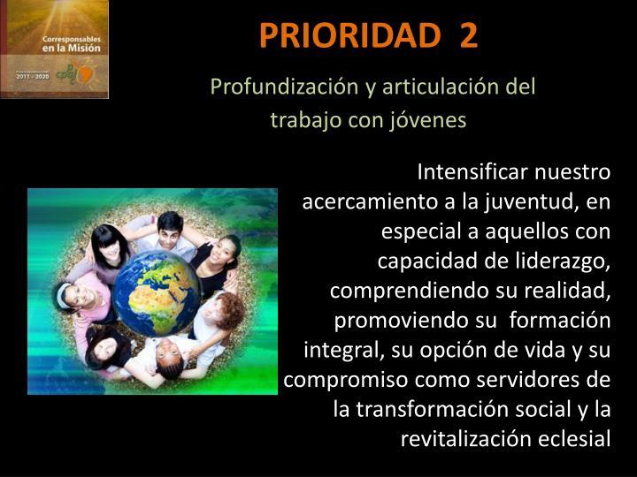 PRIORIDAD  2