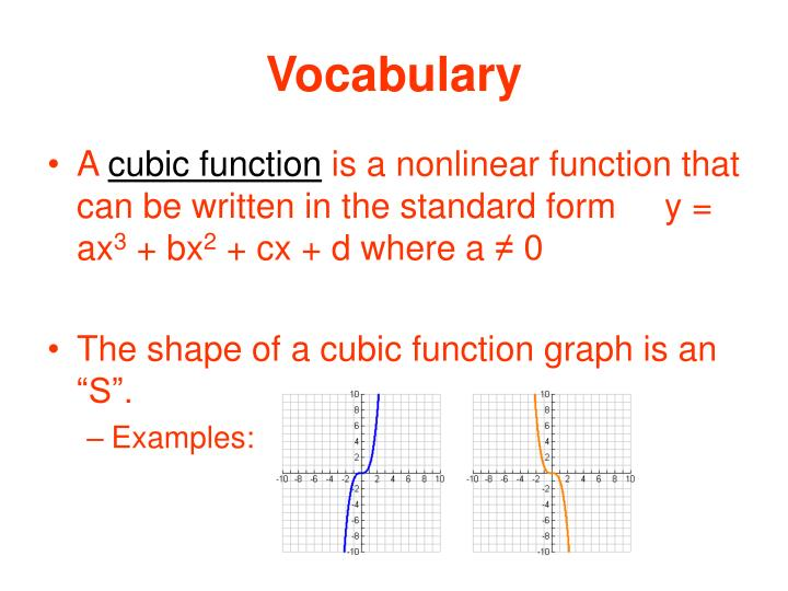 Ppt 31 Graph Cubic Functions Powerpoint Presentation Id2983429