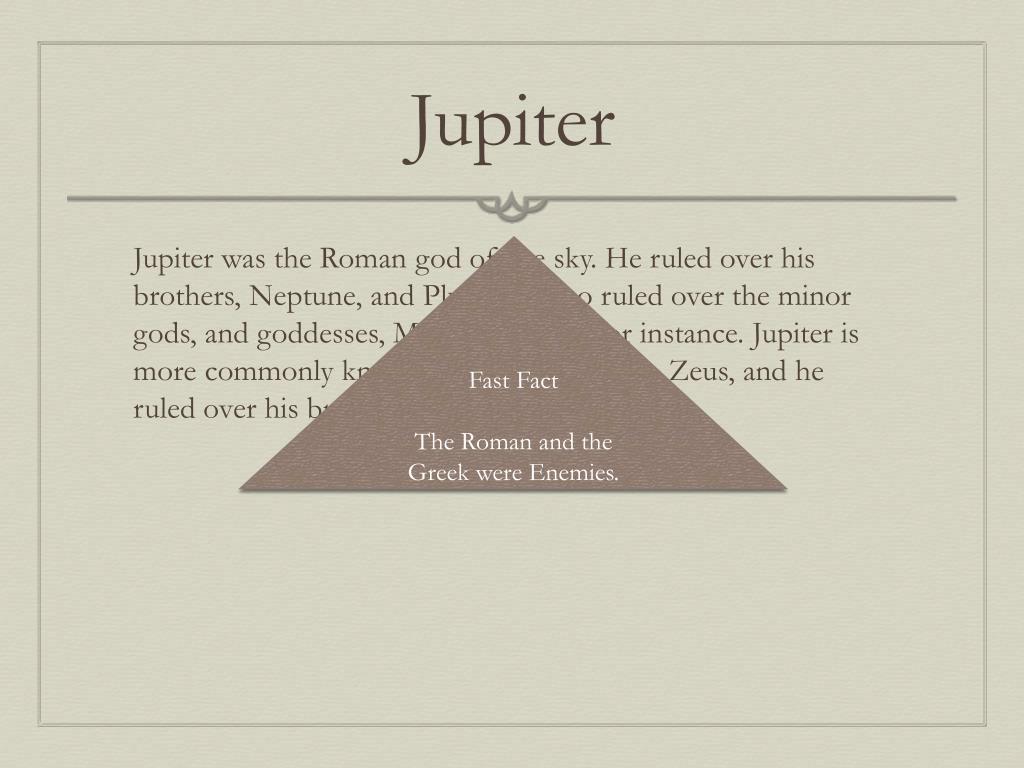 PPT - Jupiter PowerPoint Presentation - ID:2984064