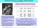 developing a measure of co relation meet karl pearson 27 march 1857 27 april 1936
