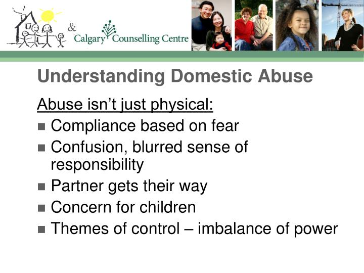 Understanding Domestic Abuse