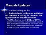 manuals updates1