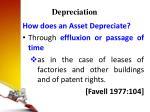 depreciation13