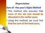 depreciation24