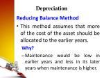 depreciation27