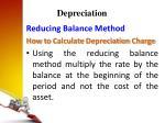 depreciation28