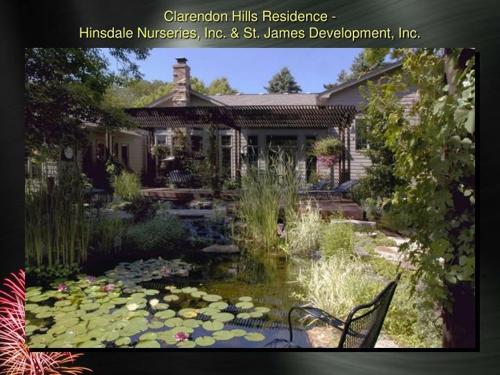Clarendon Hills Residence -