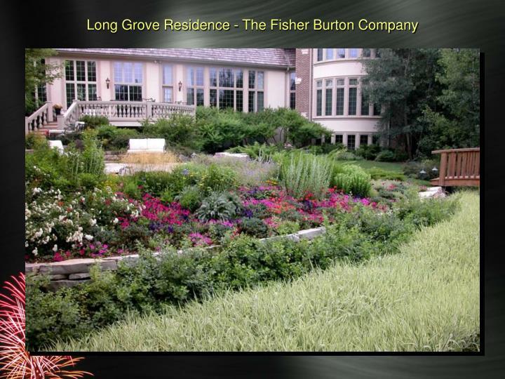 Long Grove Residence - The Fisher Burton Company