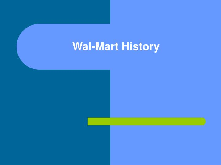 """wal mart background and history of company According to the court case on pam huber v wal-mart stores, inc, i am in agreement with the fact that the """"district court granted summary judgment in favor of."""