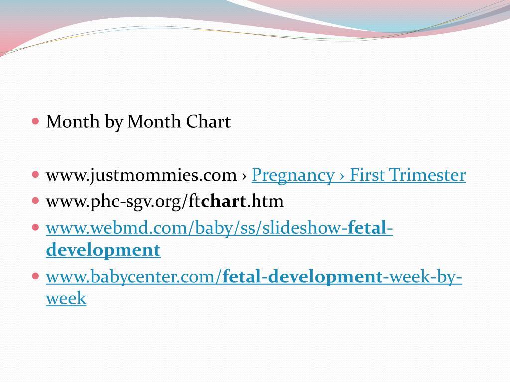 PPT - Prenatal Development PowerPoint Presentation, free ...
